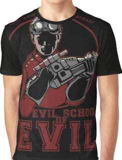 Dr. Horrible's Evil School of Evil Graphic T-Shirt
