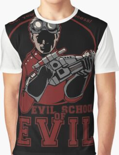 Dr. Horrible's Evil School of Evil Graphic T-Shirt
