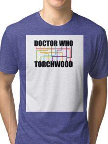 it's an anagram! (larger text) Tri-blend T-Shirt