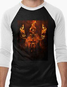 All Hallow's Eve Men's Baseball ¾ T-Shirt