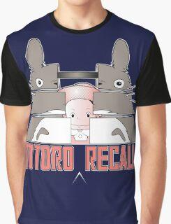 Totoro Recall Graphic T-Shirt