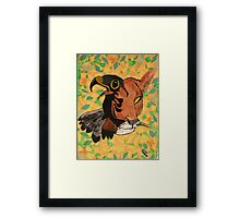 Imagining the Nation of Enchantments Framed Print