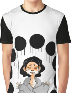 Missing Graphic T-Shirt