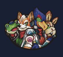 STAR FOX FLEET by Iris-sempi