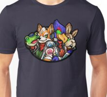 STAR FOX FLEET Unisex T-Shirt