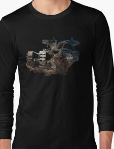 Delorean Long Sleeve T-Shirt