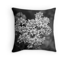 A Posey Of Wild Flowers Throw Pillow