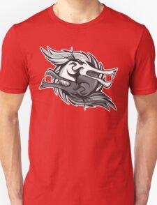 Yin Yang Animals - Dragons T-Shirt