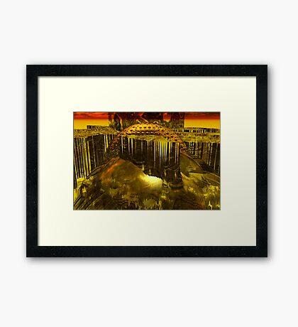 The Outbreak Framed Print