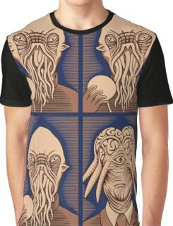 Ood One Out - Dalek Graphic T-Shirt