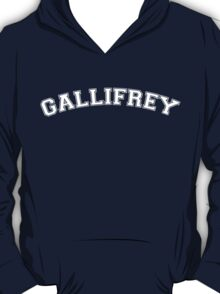 Gallifrey Logo T-Shirt
