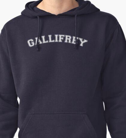 Gallifrey Logo Pullover Hoodie