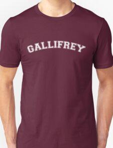 Gallifrey Logo Unisex T-Shirt