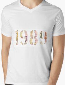1989 Track List Mens V-Neck T-Shirt