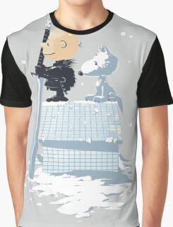 WINTER PEANUTS Graphic T-Shirt