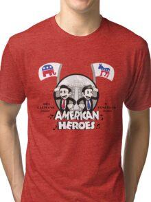 American Heroes Tri-blend T-Shirt