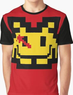Who Watches The Invaders? Graphic T-Shirt