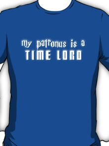 My Patronus is a Time Lord T-Shirt
