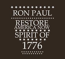Ron Paul for President 2012 - Spirit of 1776 Unisex T-Shirt