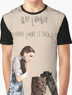 Dorothy and Toto's Place //pastel Graphic T-Shirt