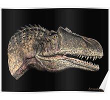 Acrocanthosaurus Poster