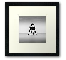 Dovercourt Lighthouse Framed Print