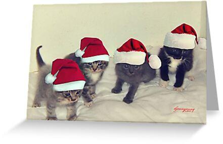 Waiting For Santa by ibjennyjenny