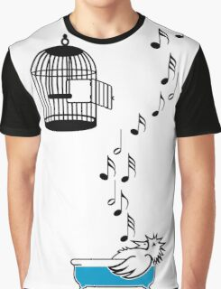Empty Cage VRS2 Graphic T-Shirt