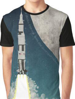 Apollo Rocket Graphic T-Shirt