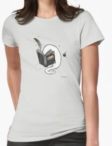 Ghost Stories Womens Fitted T-Shirt
