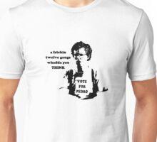 a frickin twelve gauge... Unisex T-Shirt