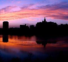 Saskatoon Sunset by jphphotography