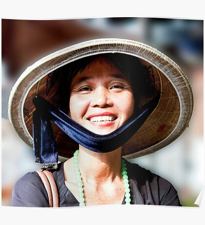 Vietnamese Style Poster