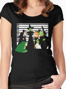Which Witch? Women's Fitted Scoop T-Shirt
