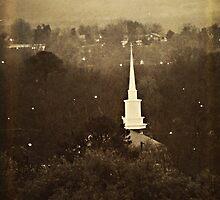 Hidden Church Night by Ken Gehring