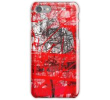 connection 23 iPhone Case/Skin