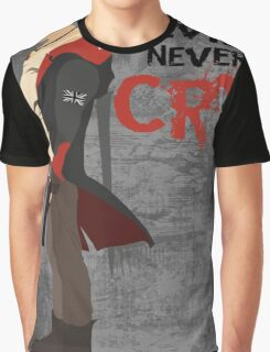 Devils Never Cry - White version Graphic T-Shirt