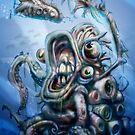 Sea Monster by Matt Bissett-Johnson