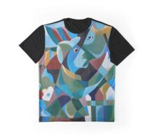 A DAY AT THE RACES Graphic T-Shirt
