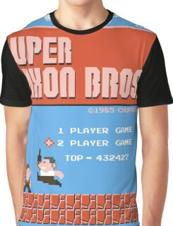 Super Brothers Graphic T-Shirt