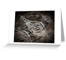 Celtic Knotwork - 214 Greeting Card