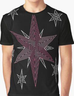 Ornate Twilight Sparkle Cutie Mark Graphic T-Shirt