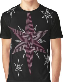 Ornate Twilight Sparkle Cutie Mark Graphic T-Shirt