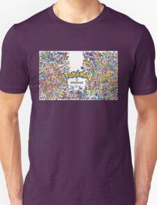 pokemon all T-Shirt