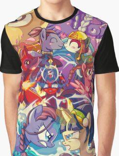 Avatar, The Last Air Unicorn Graphic T-Shirt