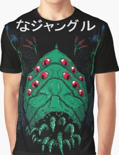 Toxic Jungle Graphic T-Shirt
