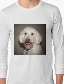 Jake The Labradoodle  Long Sleeve T-Shirt