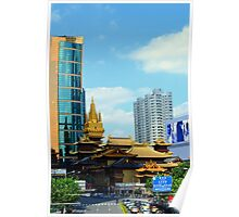 Sun Temple Poster