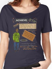 Achieve T-Shirt Women's Relaxed Fit T-Shirt