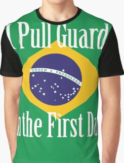 First Date BJJ (White) Graphic T-Shirt